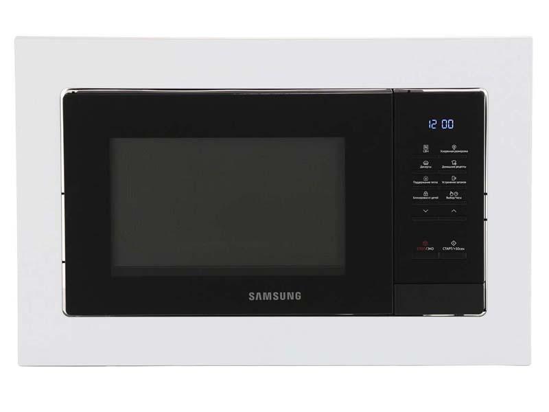 Микроволновая печь Samsung MS20A7013AL/BW
