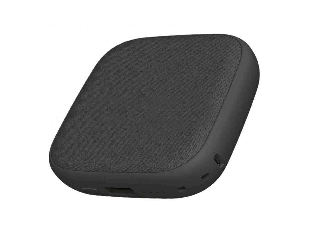 Внешний аккумулятор Xiaomi Solove Power Bank W5 Wireless Charger 10000mAh Black Выгодный набор + серт. 200Р!!! внешний аккумулятор xiaomi solove power bank 001m 10000mah pink