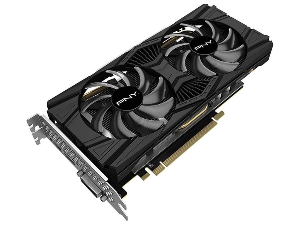 colorful geforce gtx 1660 ti graphics card Видеокарта PNY GeForce GTX 1660 Ti 1770Mhz PCI-E 3.0 6144Mb 12000Mhz 192 bit DP DVI HDMI VCG1660T6DFPPB