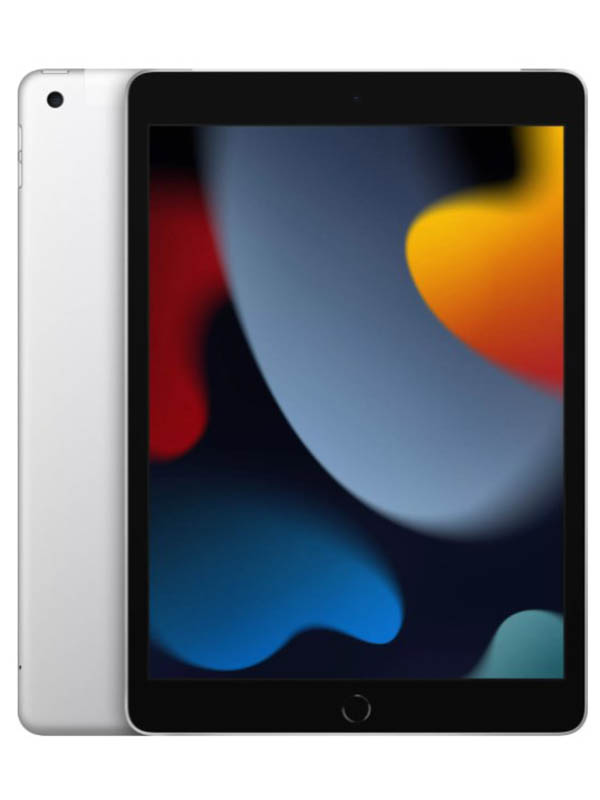 Планшет APPLE iPad 10.2 Wi-Fi + Cellular 256Gb Silver MK4H3RU/A планшет apple ipad mini 2019 256gb wi fi cellular silver