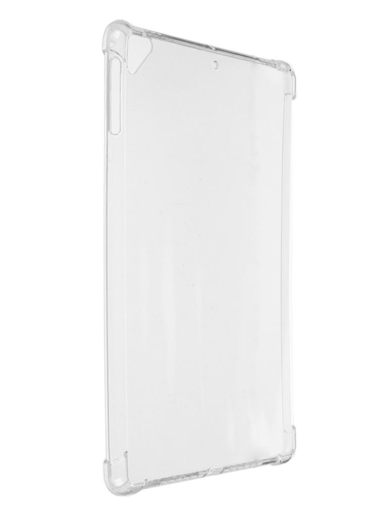 Чехол Red Line для APPLE iPad 5 / 6 7 8 Pro 9.7 Silicone Transparent УТ000026680