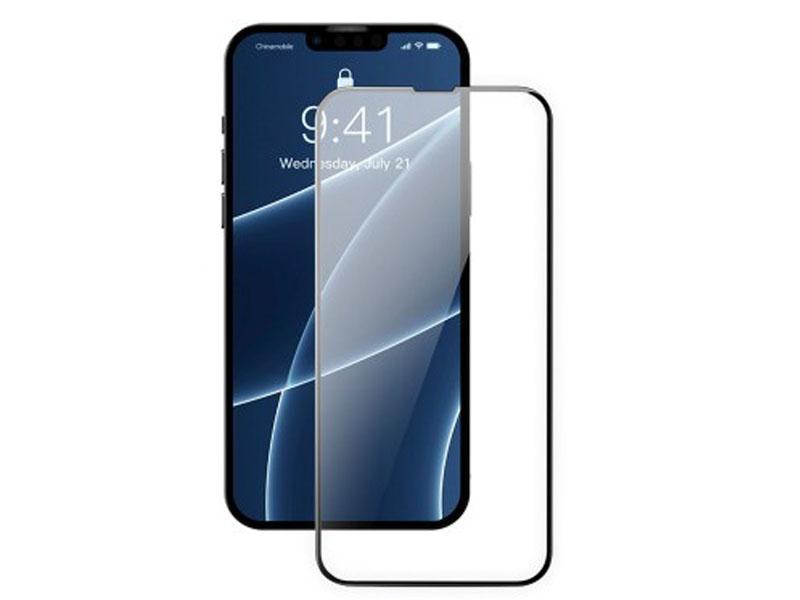 Защитный экран Red Line для APPLE iPhone 13 Mini Full Screen Tempered Glass Glue Black УТ000027011
