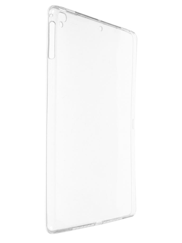 Чехол Red Line для APPLE iPad 5/6/7/8/9 Silicone Transparent УТ000026672