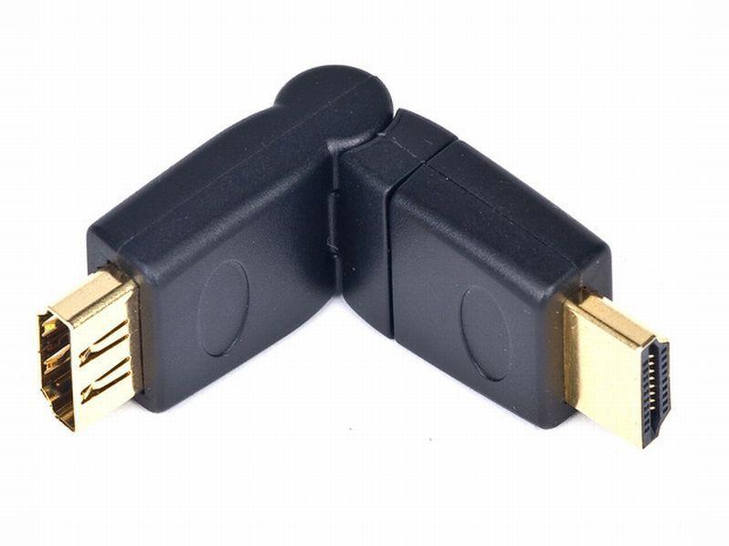 Аксессуар 5bites HDMI M / F v1.4b поворотный HH1004G