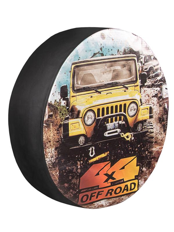Чехол запасного колеса Skyway Off Road R16 S06301053