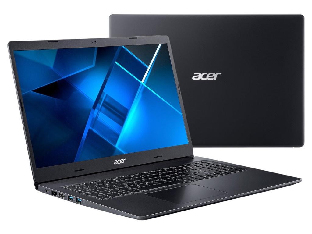 Ноутбук Acer EX215-54-52E7 NX.EGJER.007 (Intel Core i5 1135G7 2.4Ghz/8192Mb/256Gb SSD/Intel Iris Xe/Wi-Fi/Bluetooth/Cam/15.6/1920x1080/DOS) ноутбук lenovo thinkbook 15 g2 20ve0055ru intel core i5 1135g7 2 4ghz 8192mb 256gb ssd intel iris xe graphics wi fi bluetooth cam 15 6 1920x1080 no os