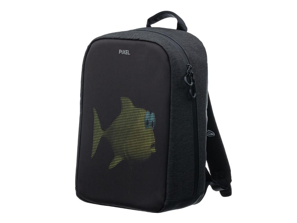 Рюкзак Pixel Bag Max Grafit