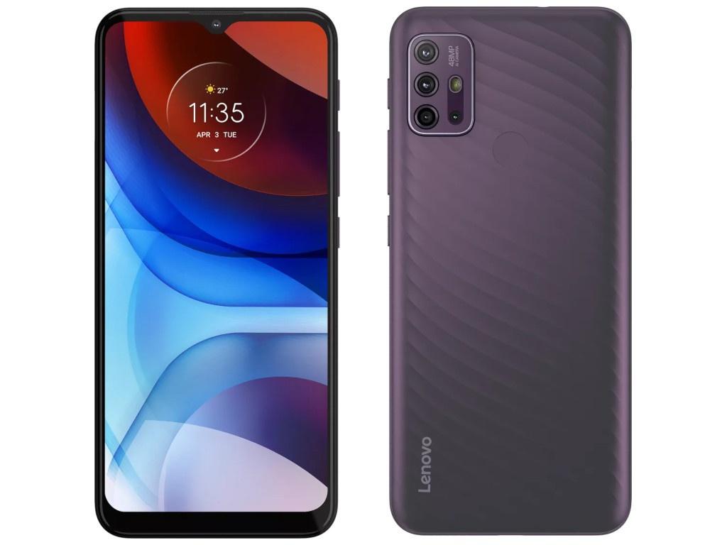 Сотовый телефон Lenovo K13 Note 4/128Gb Aurora Grey Выгодный набор + серт. 200Р!!! сотовый телефон vsmart joy 3 4 64gb purple topaz