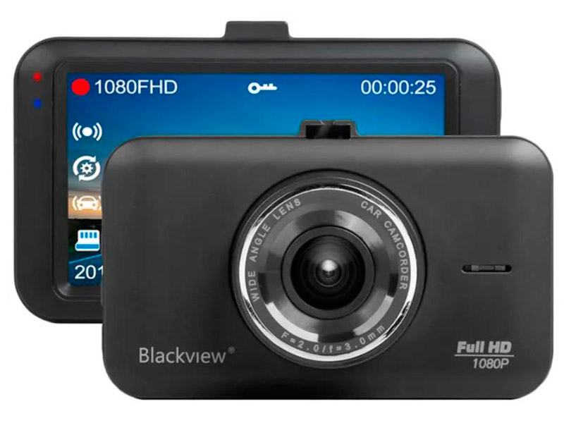 Видеорегистратор Blackview R8 Dual