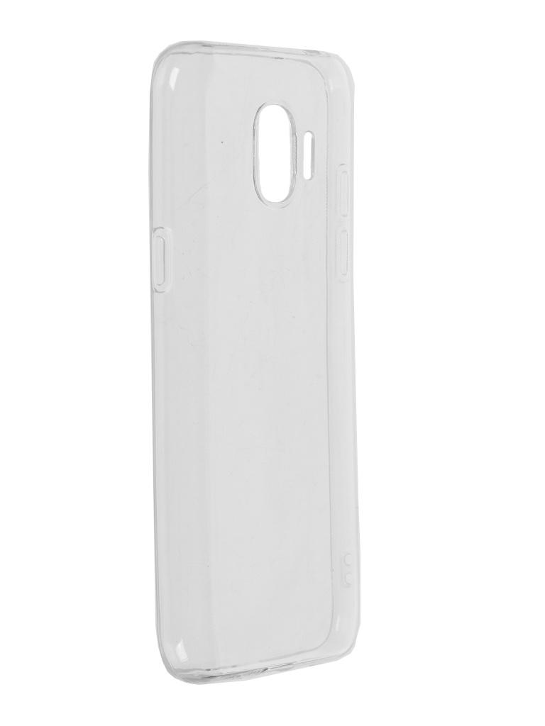 Чехол Krutoff для Samsung Galaxy J2 2018 / J250 Clear 11680
