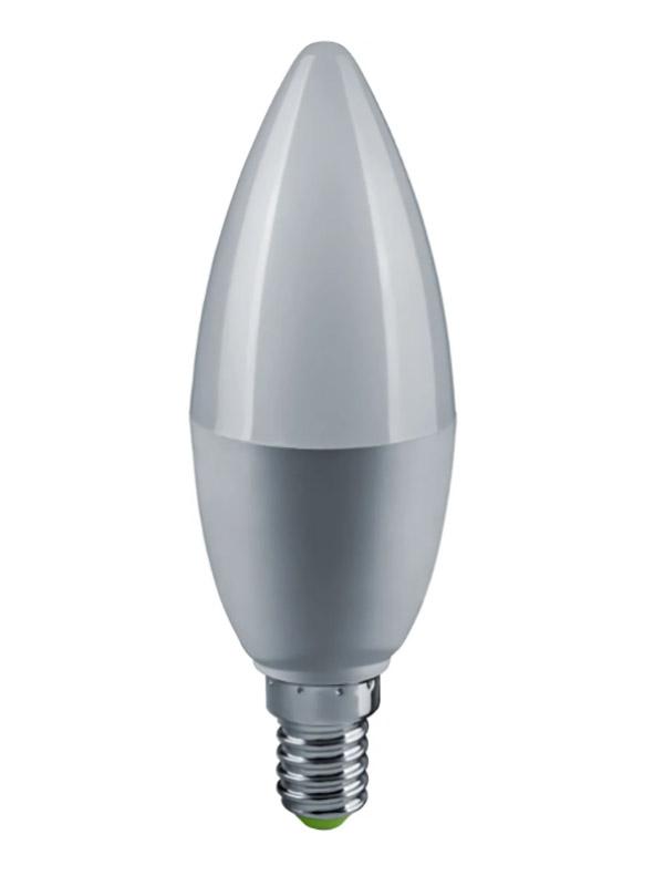 Лампочка Navigator NLL-C37-7-230-RGBWWW-E14-WIFI 82 422