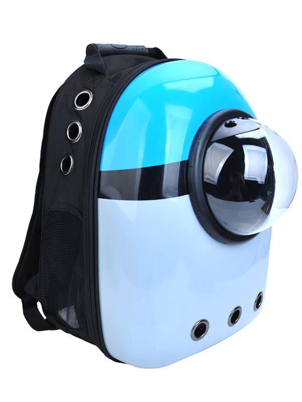 Рюкзак-переноска Petsy Space Pet01502/blue