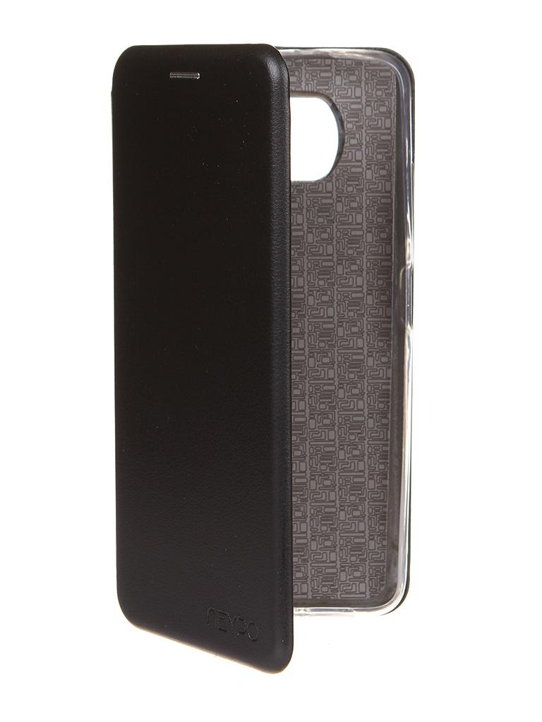 Чехол Neypo для Poco X3 Premium Black NSB19773