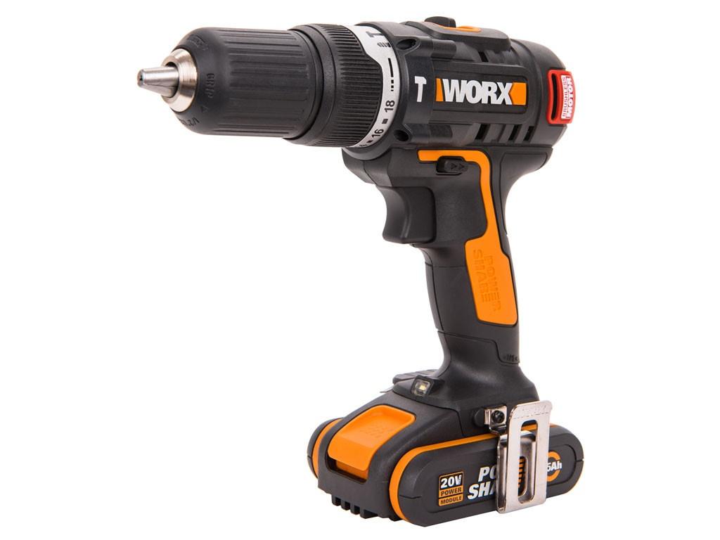 Электроинструмент Worx WX367.3