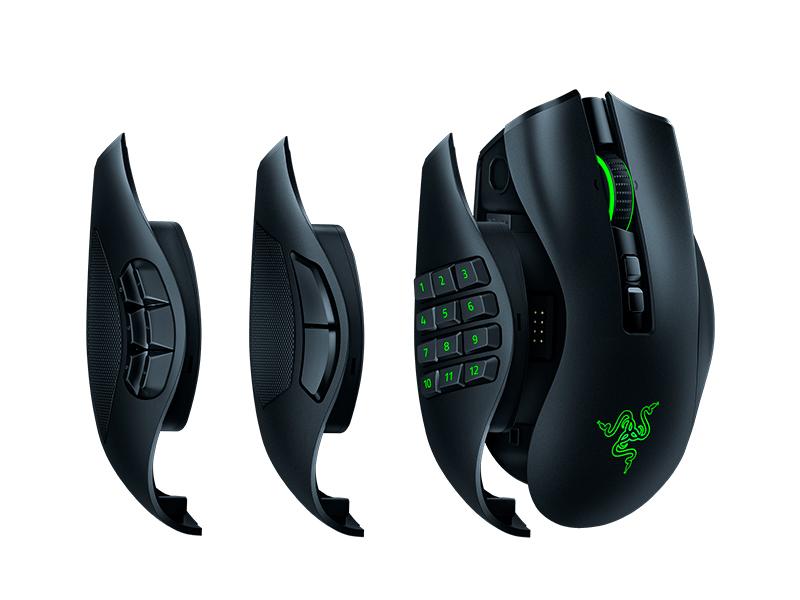 Мышь Razer Naga Pro RZ01-03420100-R3G1 Выгодный набор + серт. 200Р!!!