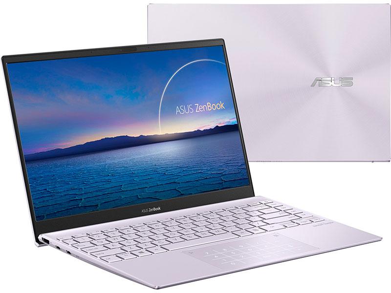 Ноутбук Asus ZenBook 13 UX325EA-KG285 90NB0SL2-M14510 (Intel Core i5 1135G7 2.4GHz/16384Mb/512Gb SSD/Intel Iris Xe Graphics/Wi-Fi/Bluetooth/Cam/13.3/1920x1080/DOS)