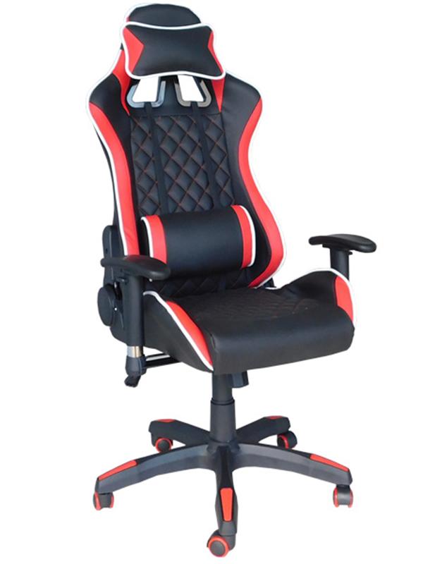 Компьютерное кресло Меб-фф MFG-6023 Black-Red
