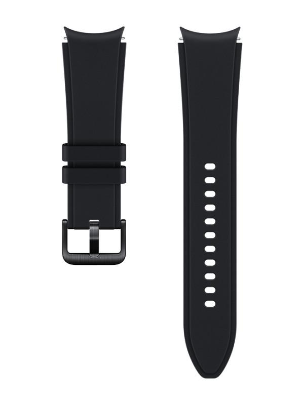 Aксессуар Ремешок для Samsung Galaxy Watch 4 Classic / Ridge Sport M/L Black ET-SFR89LBEGRU