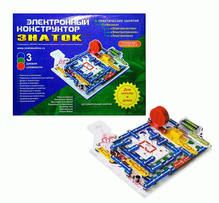 знаток 34 схемы купить Конструктор Знаток 999 схем + Школа 999-Znat+Sh 70006