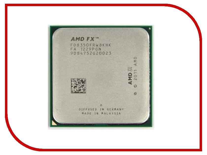 Купить Процессор AMD FX-8350 Vishera OEM FD8350FRW8KHK (4000MHz/AM3+/L3 8192Kb)