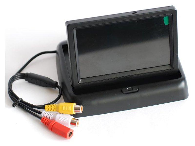 Монитор в авто AutoExpert DV-200