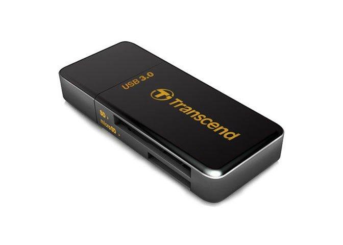 Фото - Карт-ридер Transcend Multy Card Reader USB 3.0 TS-RDF5K карт ридер kingston media reader fcr hs4