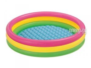 Детский бассейн Intex Радуга 57422