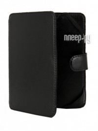 Аксессуар  Чехол for Pocketbook 515 / 515 New Norton / SkinBox PB-008 Black