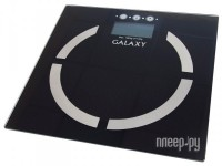 Весы напольные Galaxy GL4850 Black, код 4630003364371
