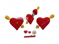 USB Flash Drive 16Gb - Iconik Сердце RB-HEART-16GB