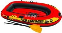 Лодка Intex Explorer 300 Pro 58358, код 6941057453583