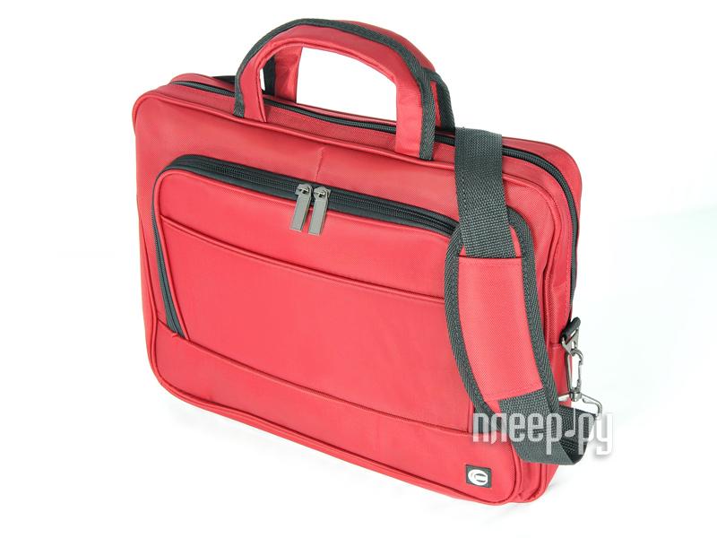 Купить Сумка 15.6 Cross Case CC15-004 Red по низкой цене в Москве b20cf80ed85