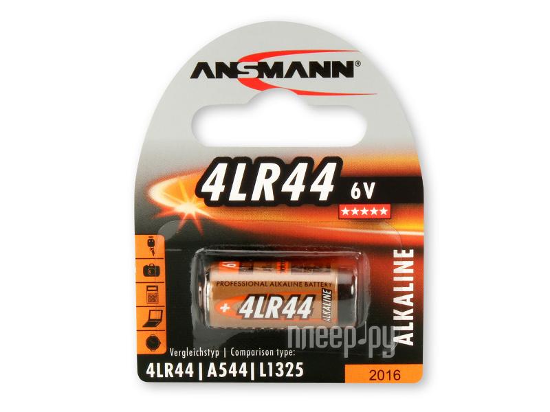 Ansmann 4LR44 6V BL1 1510-0009