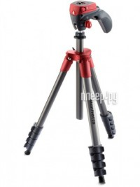 Фото Manfrotto Compact Action Red MKCOMPACTACN-RD