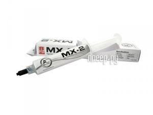 Фото Термопаста Arctic Cooling MX-2 Thermal Compound OR-MX2-AC-03 30г