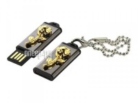 USB Flash Drive 16Gb - Iconik Роза Golden MTF-ROSE-16GB