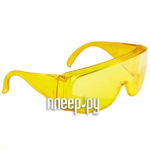 Очки защитные СибрТех 89157 Yellow