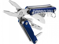 Мультитул Leatherman Squirt PS4 Blue 831231