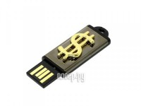 USB Flash Drive  8Gb - Iconik Доллар Golden MTF-DOLLAR