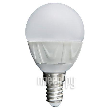 Лампочка Robiton LED Globe-5W-2700K-E14