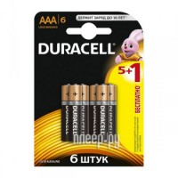 Фото AAA - Duracell LR03 BL6 (6 штук)