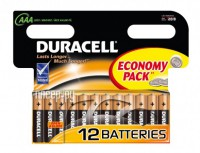 Фото AAA - Duracell LR03 BL12 (12 штук)