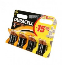 Фото AA - Duracell LR6 BL8 (8 штук)