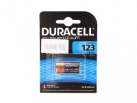 Фото CR123A - Duracell CR123A Ultra BL1 (1 штука)