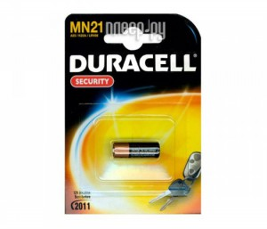 Фото A23 - Duracell MN21 BL1 (1 штука)
