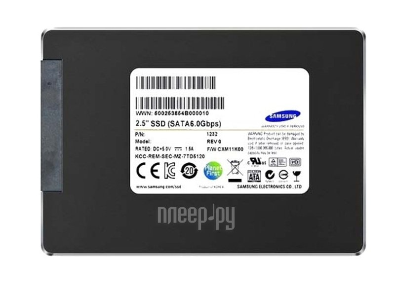 06d4391c7f83 Купить 120Gb - Samsung MZ7WD120HAFV по низкой цене в Москве