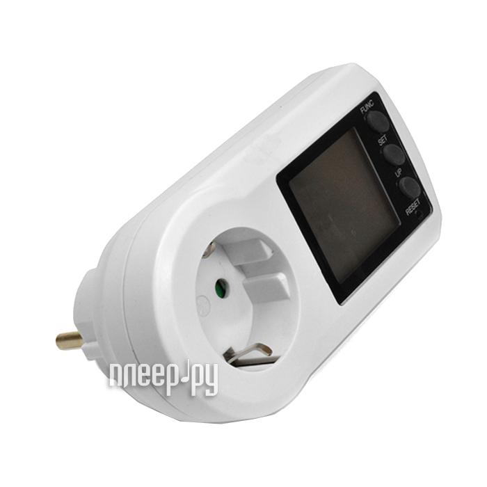 Счетчик электроэнергии Robiton PM-2 - ваттметр White