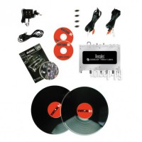 Аудиоинтерфейс Hercules Deejay Trim 4&6 + Scratch Starter Kit