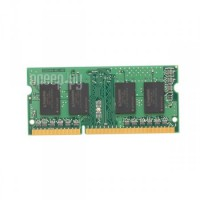 Фото Kingston DDR3 SO-DIMM 1600MHz PC3-12800 CL11 - 2Gb KVR16S11S6/2