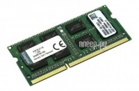 Фото Kingston DDR3L SO-DIMM 1600MHz PC3-12800 CL11 - 8Gb KVR16LS11/8
